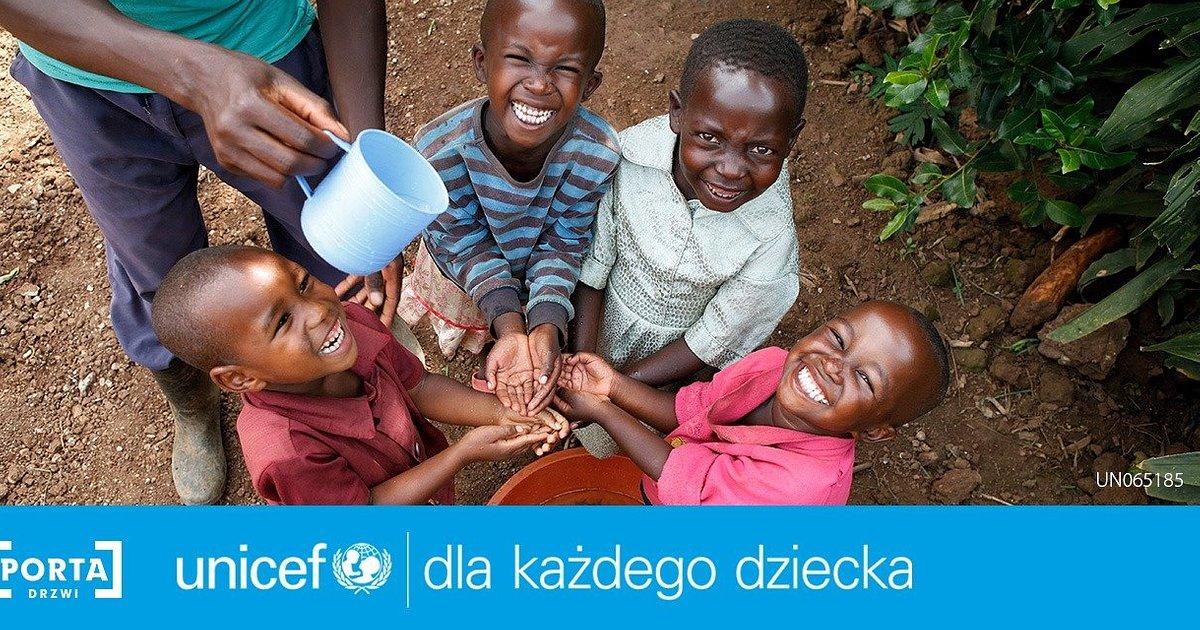 PORTA DRZWI wspiera UNICEF Polska w walce z koronawirusem