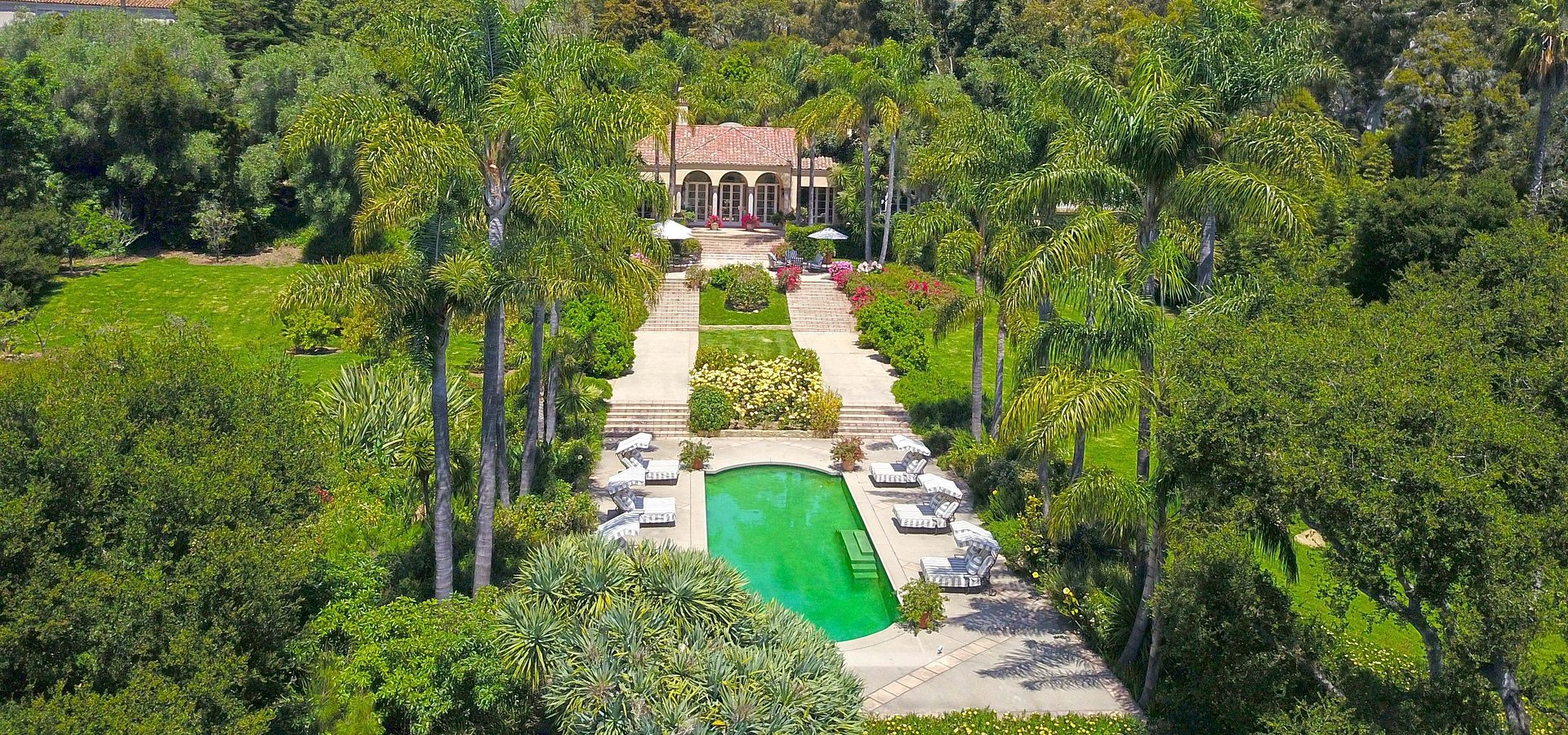 Coldwell Banker Realty Lists Historical Montecito Estate Formerly Owned by Artist Teri Rojas for $16.495 Million