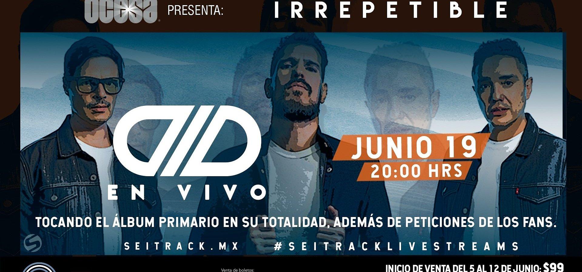 DLD anuncia concierto en vivo vía streaming