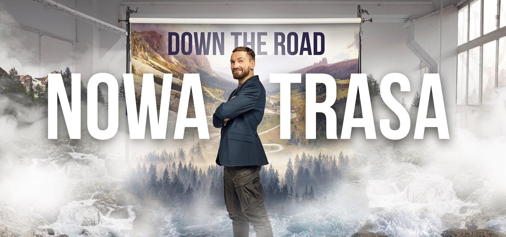 """Drugi sezon """"Down the road. Zespół w trasie"""" wiosną 2021 roku na antenie TTV"""