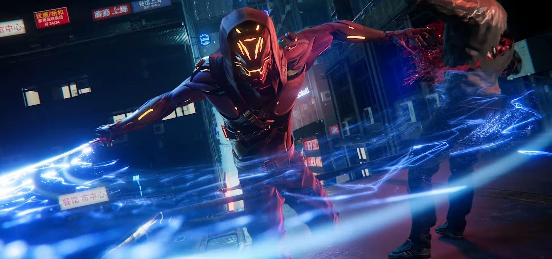 Wydawnictwo All in! Games łączy siły ze światowym liderem przy dystrybucji gry Ghostrunner