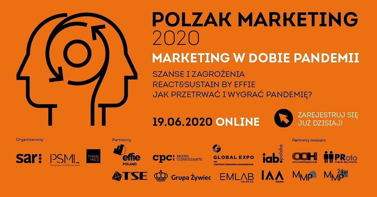 Agencja eventowa Emlab (Grupa S/F) partnerem i współproducentem Polzak Marketing 2020