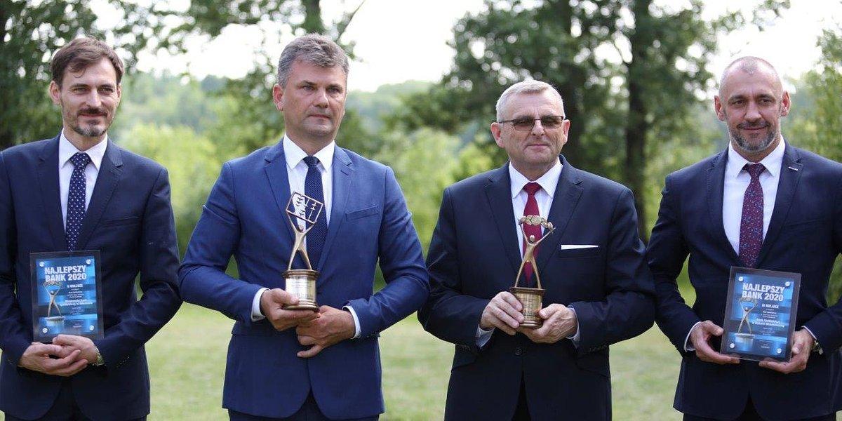 """Znamy laureatów konkursu """"Gazety Bankowej"""" na Najlepszy Bank Spółdzielczy oraz laureata kategorii Bankowy Menedżer"""