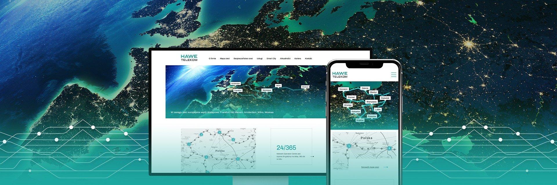 Hawe Telekom rebranding
