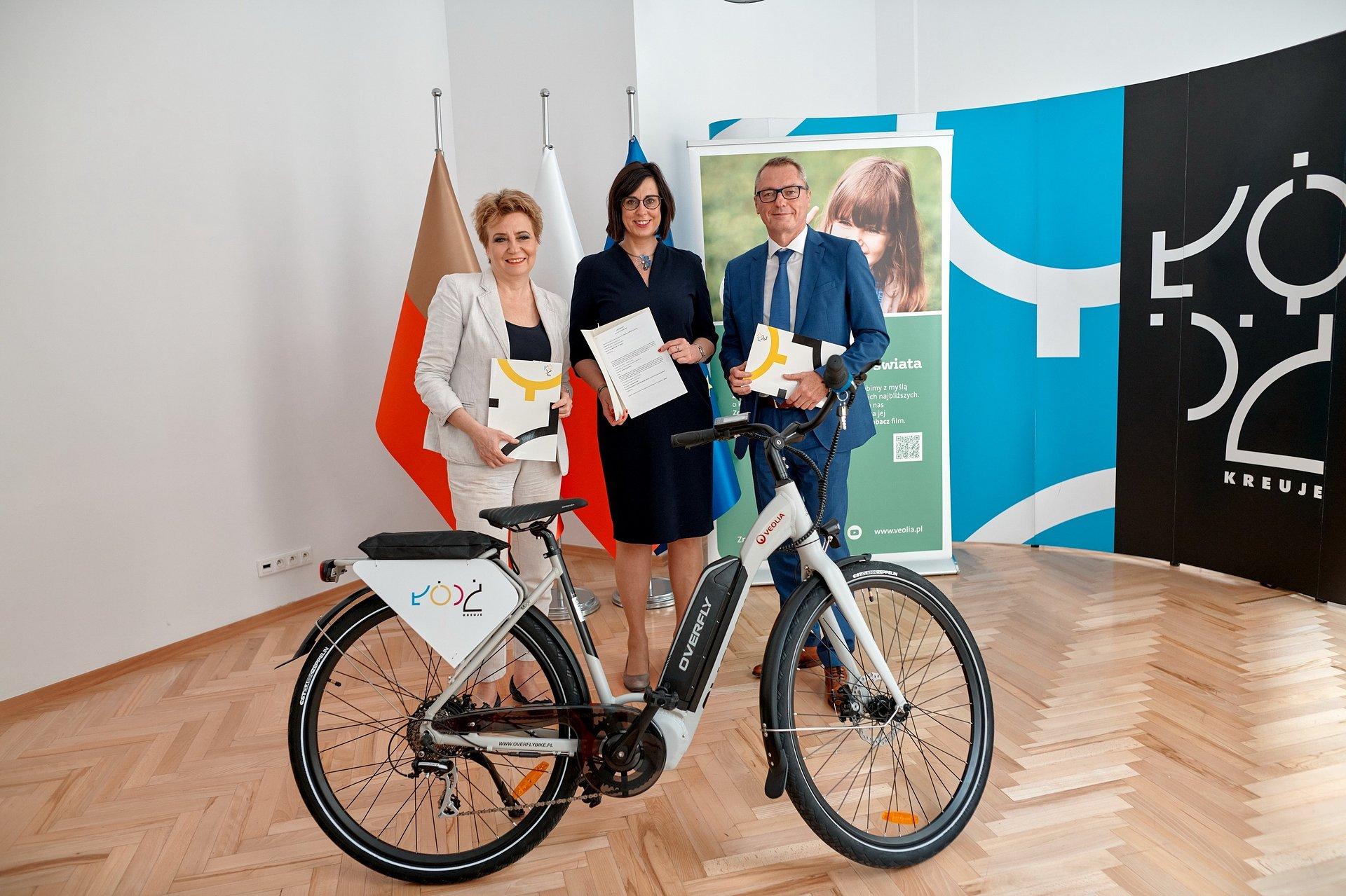 Veolia wspiera partnerów w rozwoju zielonej elektromobilności
