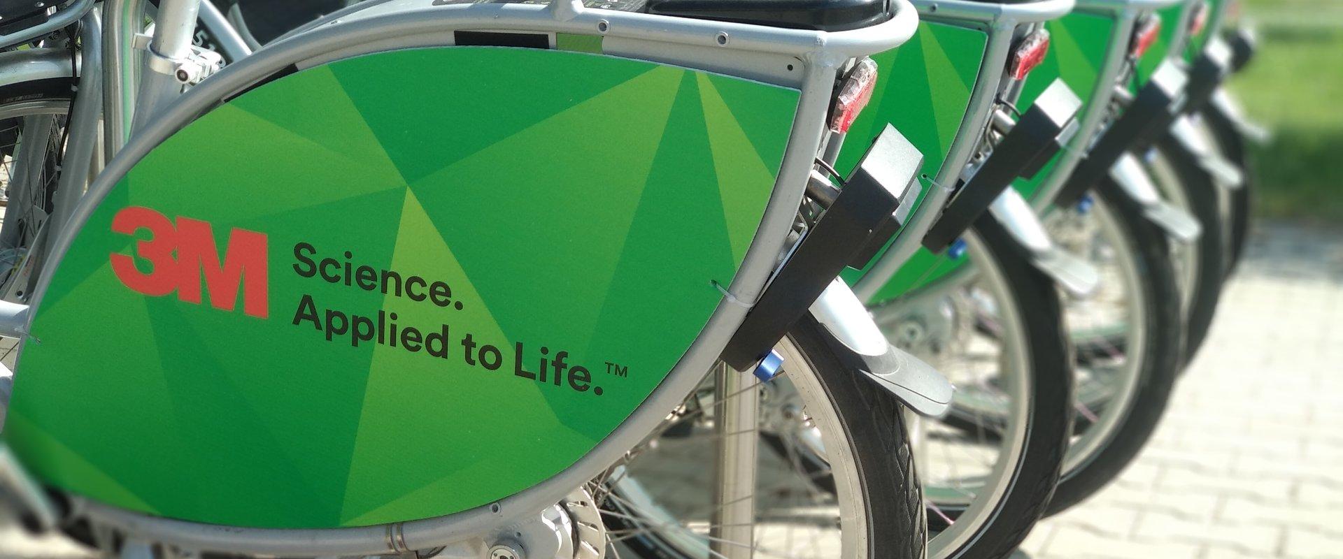 """Ekologiczne środki transportu przyszłością komunikacji? 3M mówi """"tak""""!"""