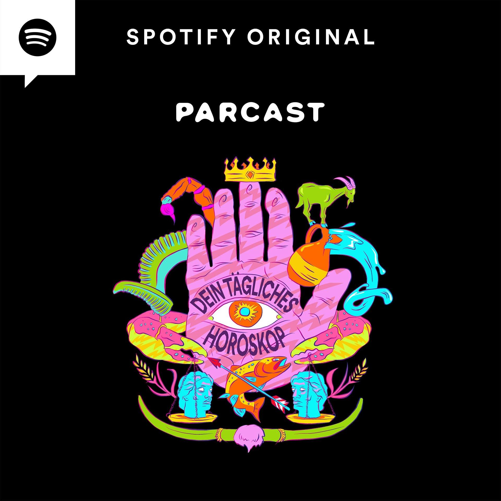 """Neuer Spotify Original Podcast """"Dein tägliches Horoskop"""" wirft einen Blick in die Sterne"""