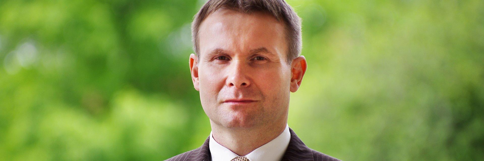 dr hab. Tomasz Duraj, prof. nadzw. UŁ