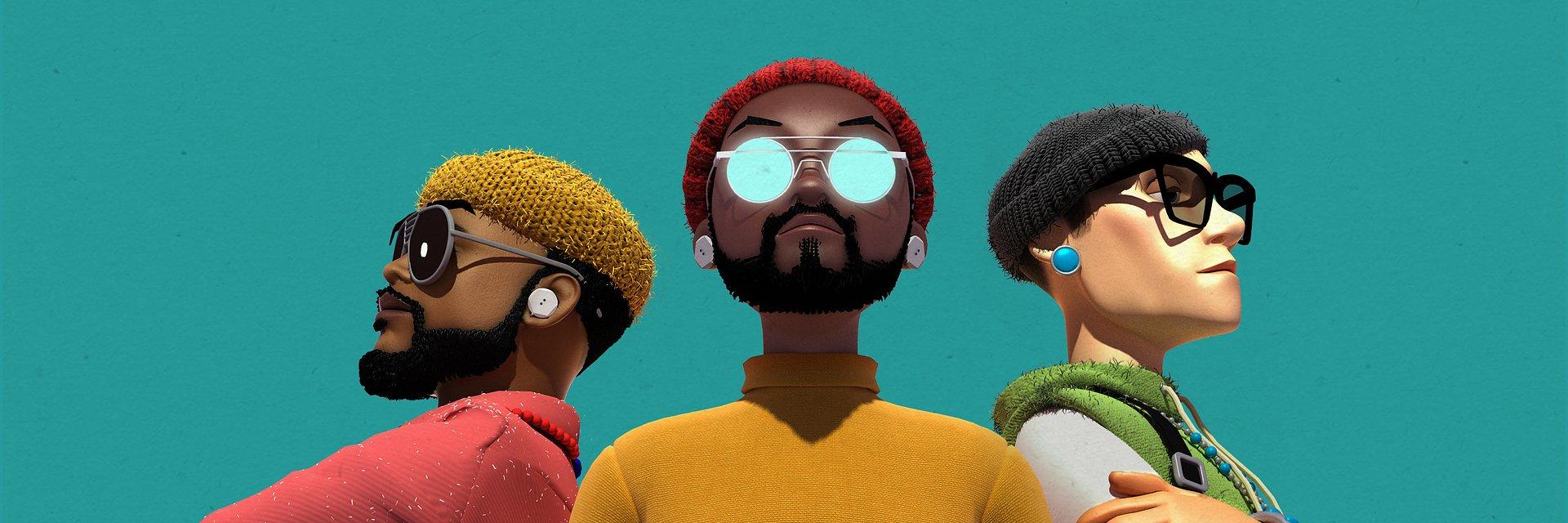 Black Eyed Peas wydali nową płytę!