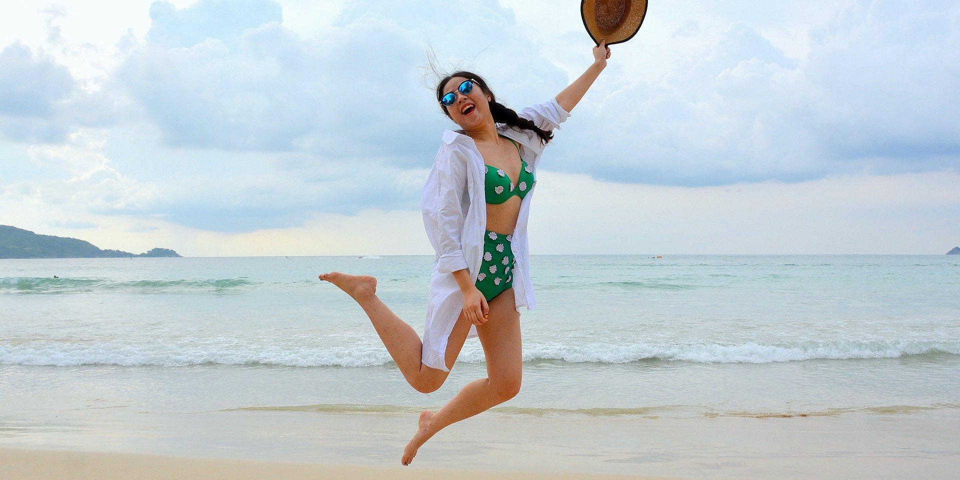 Moda plażowa: wakacyjne hity