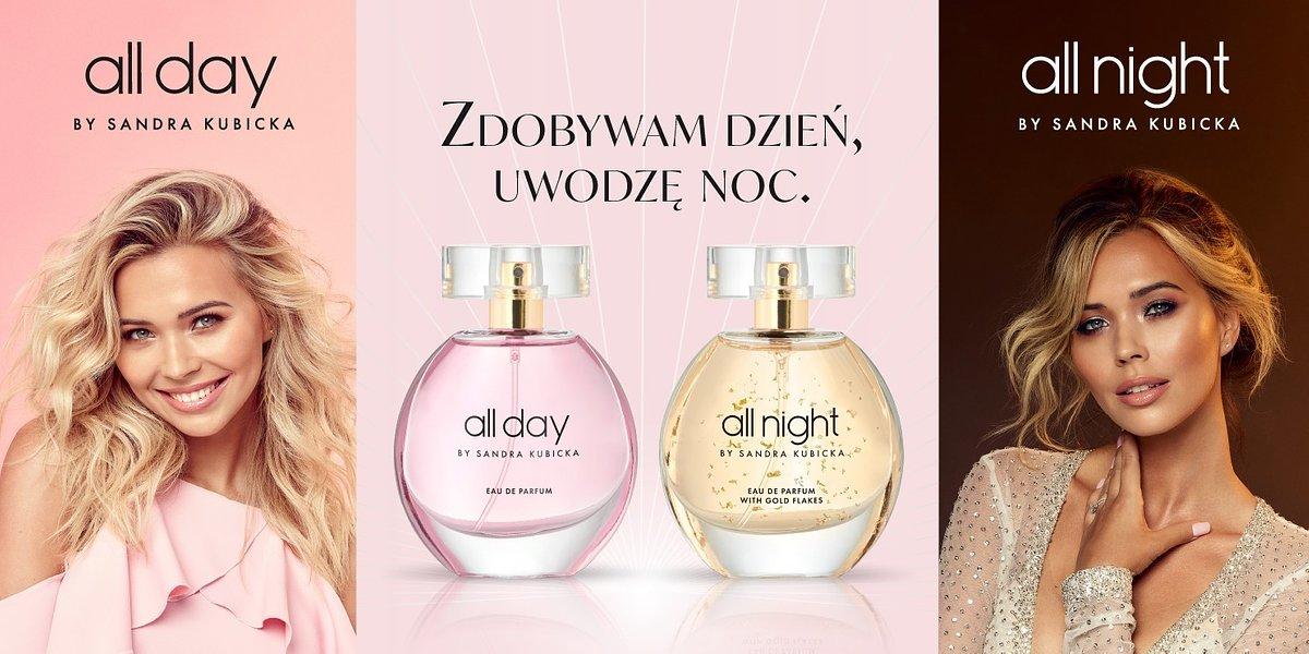 Sandra Kubicka w kampanii Kontigo. Modelka promuje autorskie perfumy stworzone dla tej sieci