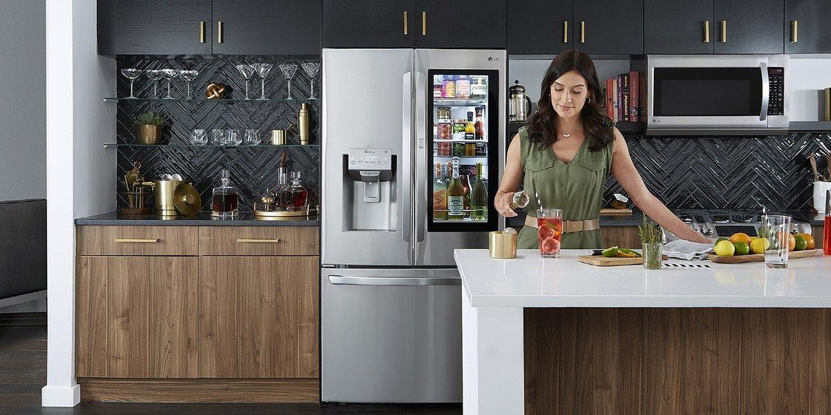 Rekordowy wynik LG i wzmocnienie globalnej pozycji na rynku! Lodówki LG InstaView przekroczyły milion sprzedaży na całym świecie i podbijają polskie kuchnie.