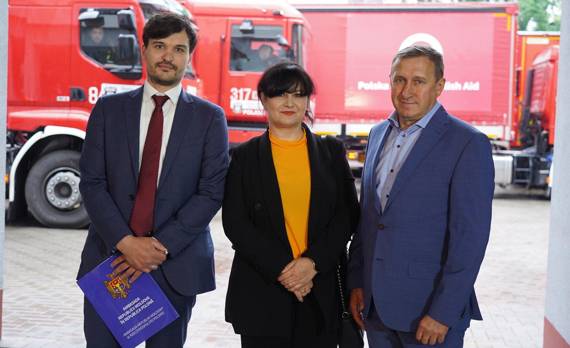 PKO Bank Polski poprzez swoją Fundację wsparł konwój ze środkami sanitarnymi na Ukrainę