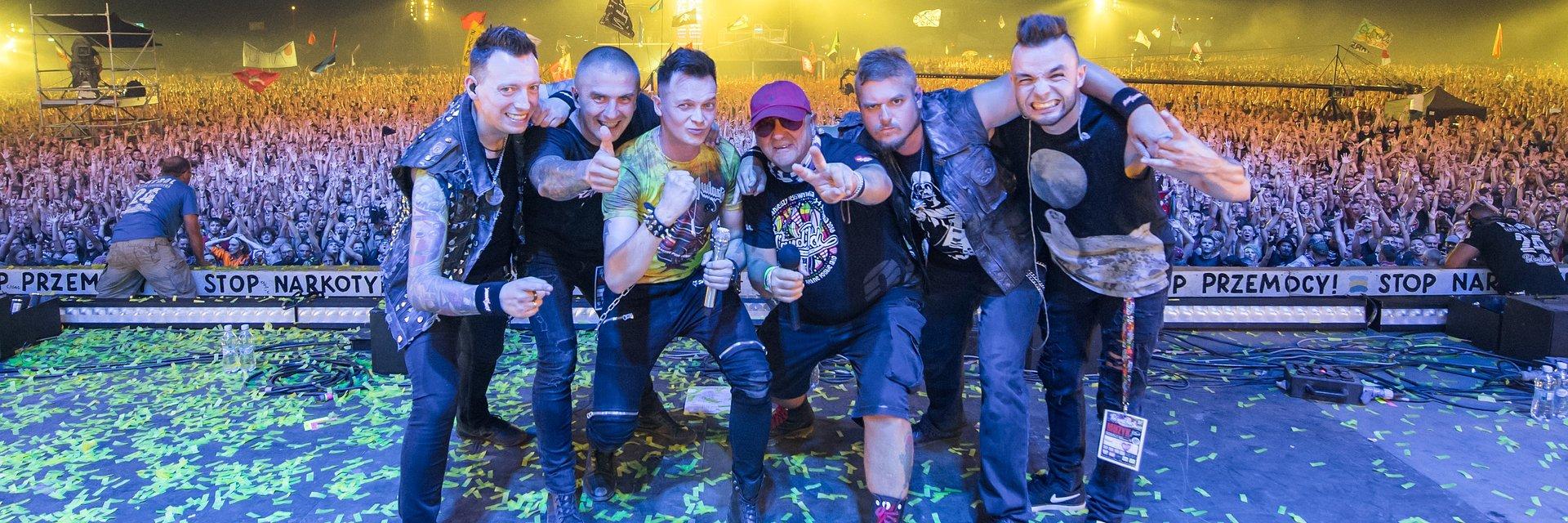 Wierni Zdrajcom Metalu – Nocny Kochanek spotka się online z Najpiękniejszą Publicznością Świata
