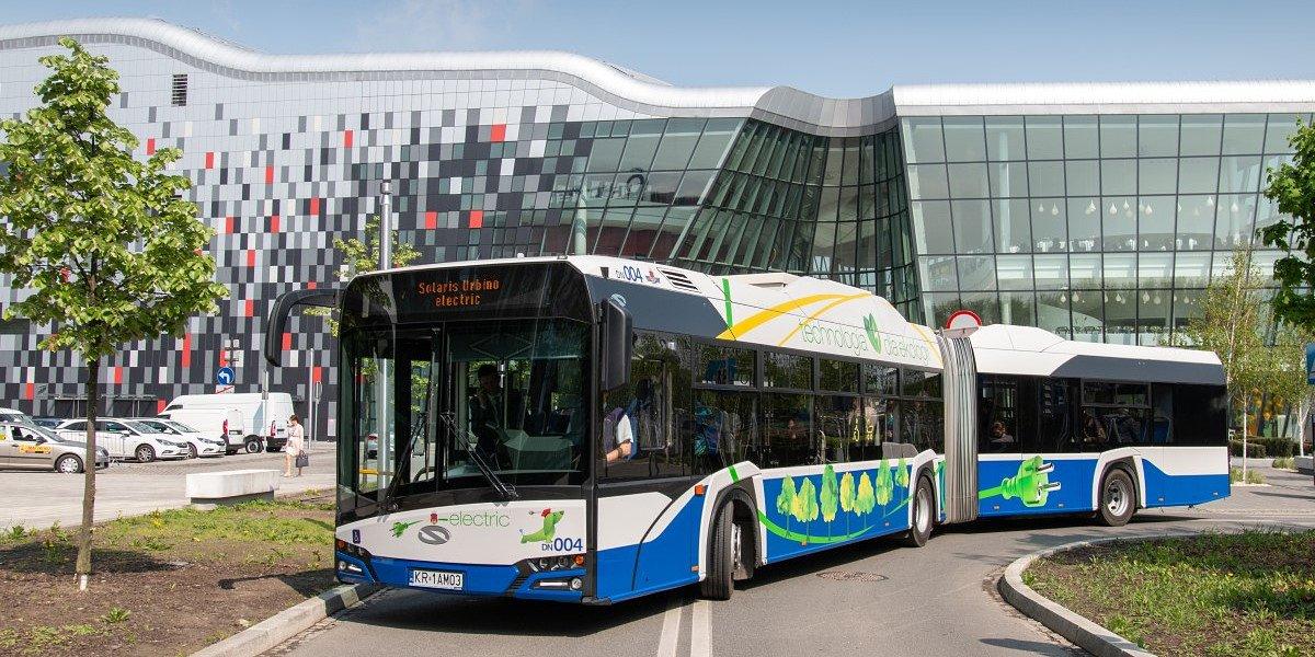 Bank Gospodarstwa Krajowego, Santander Bank Polska i firma Solaris wspierają polskie miasta w przejściu na zeroemisyjny transport