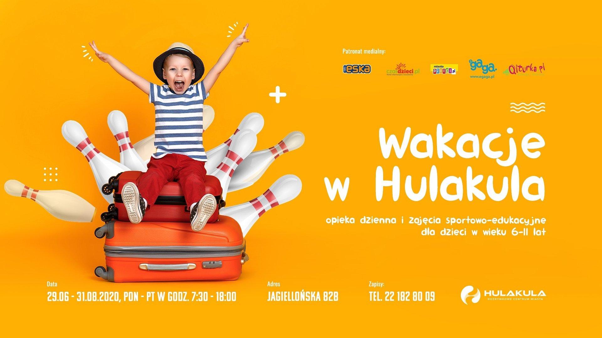 Wakacje w Hulakula – nie ma mowy o nudzie!