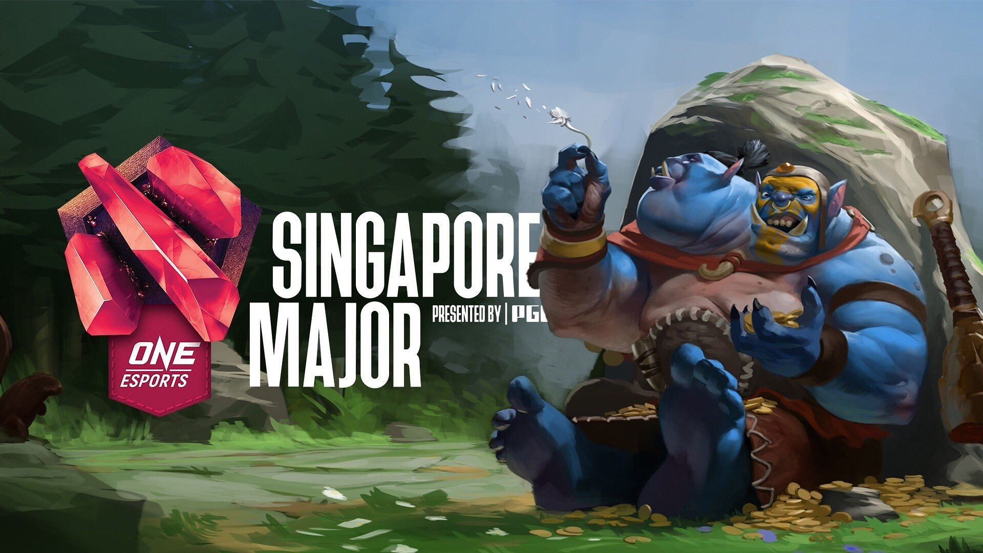 Singapore Major will be canceled