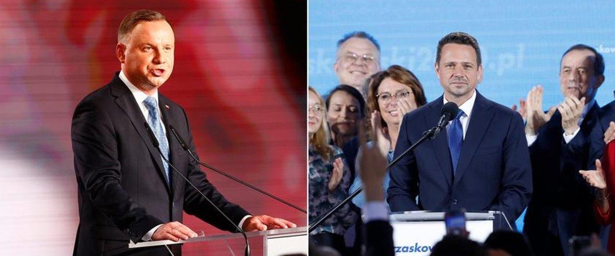 Pierwsza Prezydencka Debata telewizyjna i internetowa
