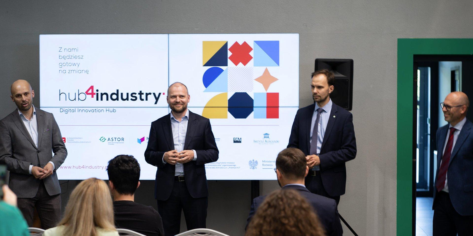 Rzut oka na fabrykę przyszłości – w Krakowie powstaje miejsce, gdzie zobaczysz rozwiązania przemysłu 4.0. w praktyce