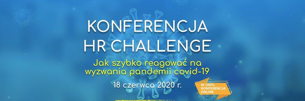 Tomasz Krzak na konferencji HR CHALLENGE
