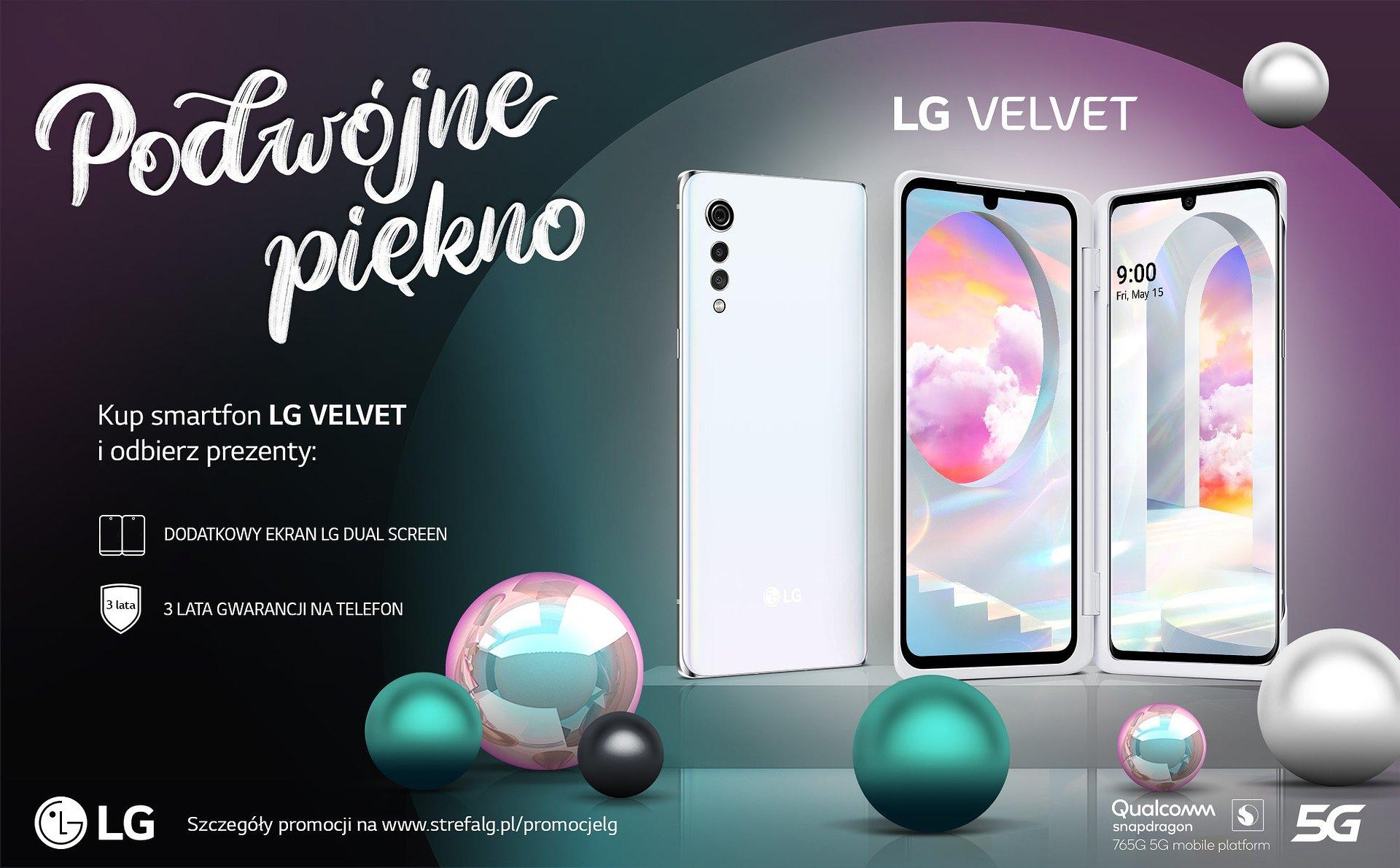 Moc wakacyjnych promocji od LG! Deskorolka, dodatkowy ekran OLED LG Dual Screen czy bezprzewodowe słuchawki!