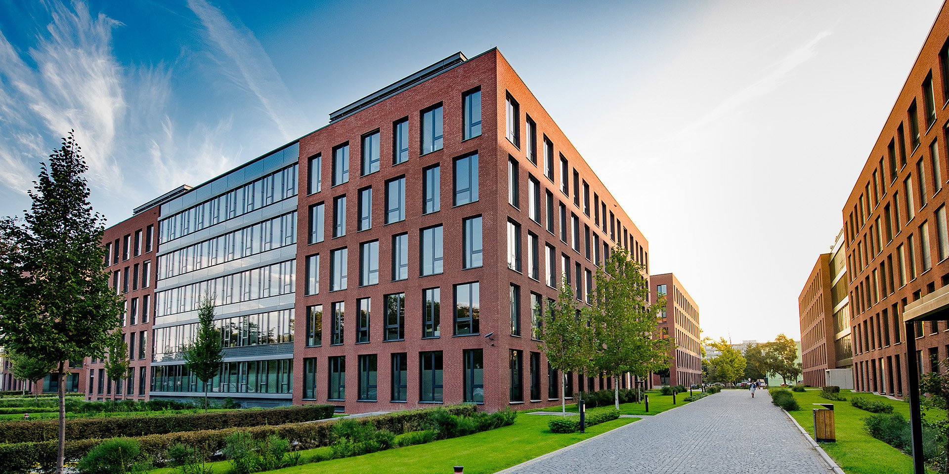 New offices for the logistics company Crown Worldwide