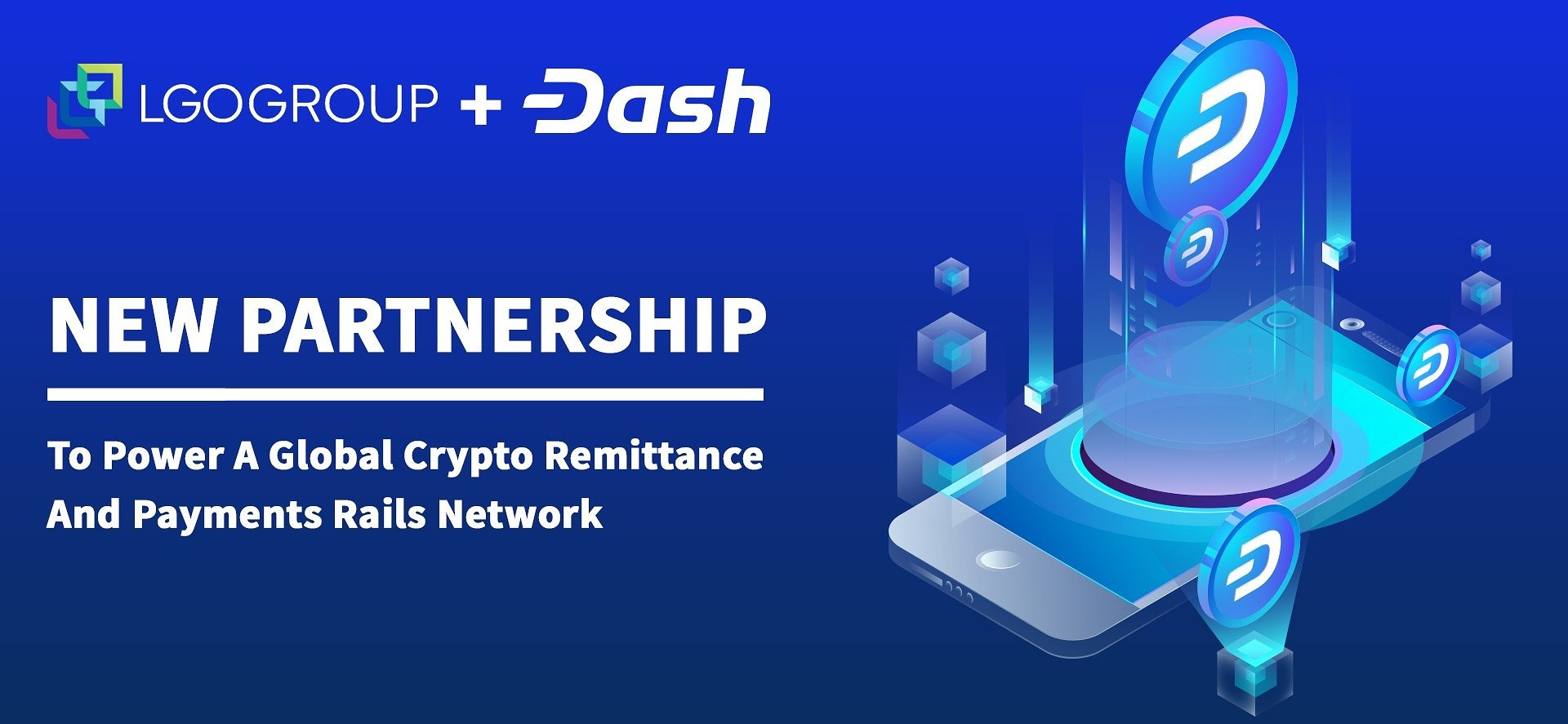 Institutional Platform LGO To Provide OTC Liquidity To The Dash Network