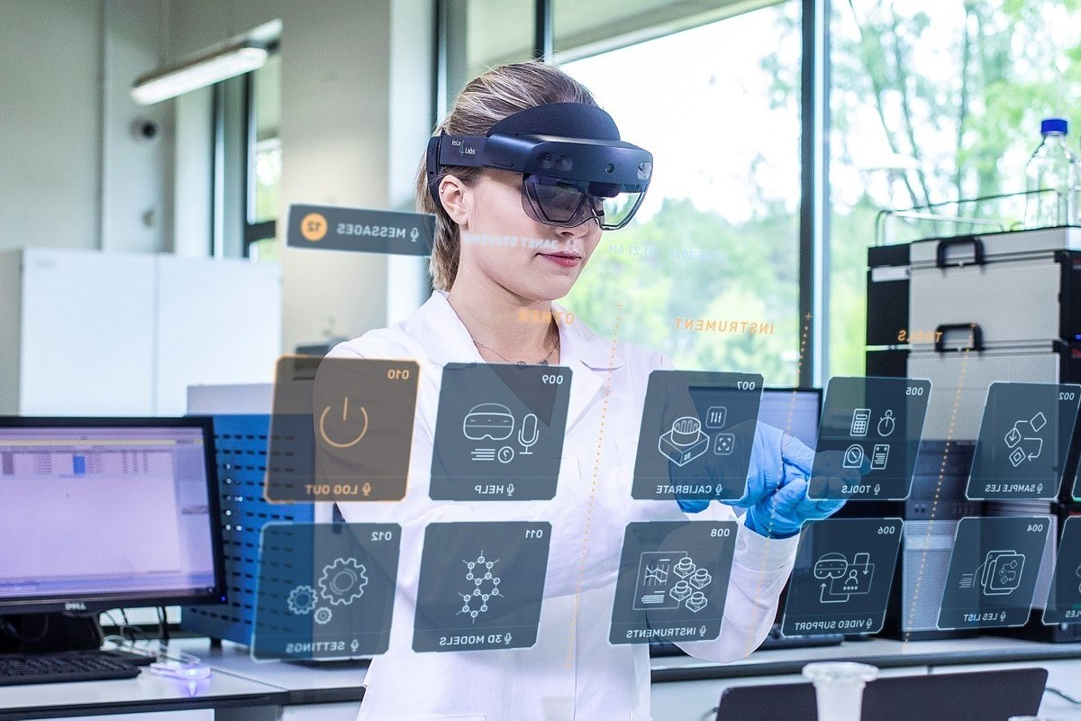 Mixed Reality will take burden off of laboratories