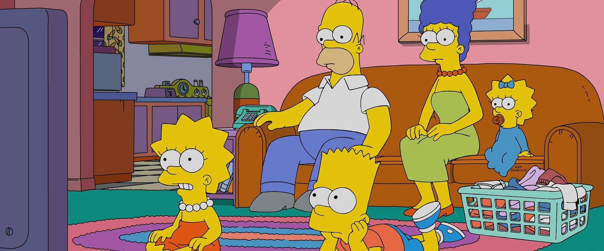 "31ª TEMPORADA DE ""OS SIMPSONS"" NO FOX COMEDY"