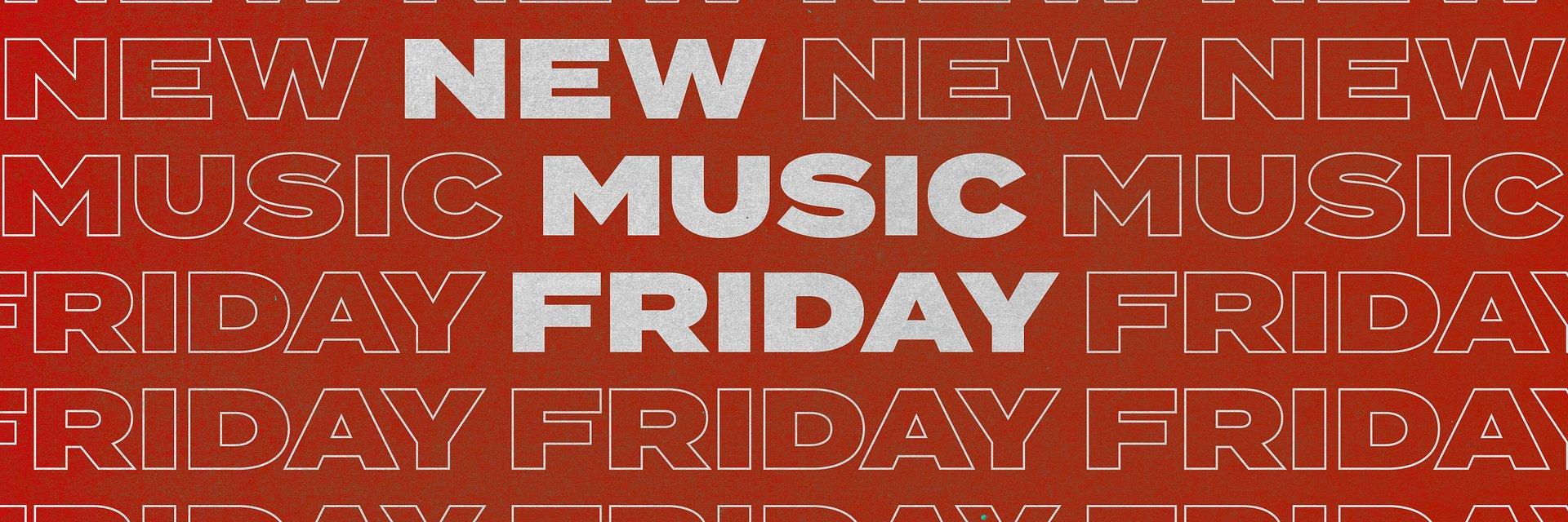 New Music Friday, czyli świeże single na weekend