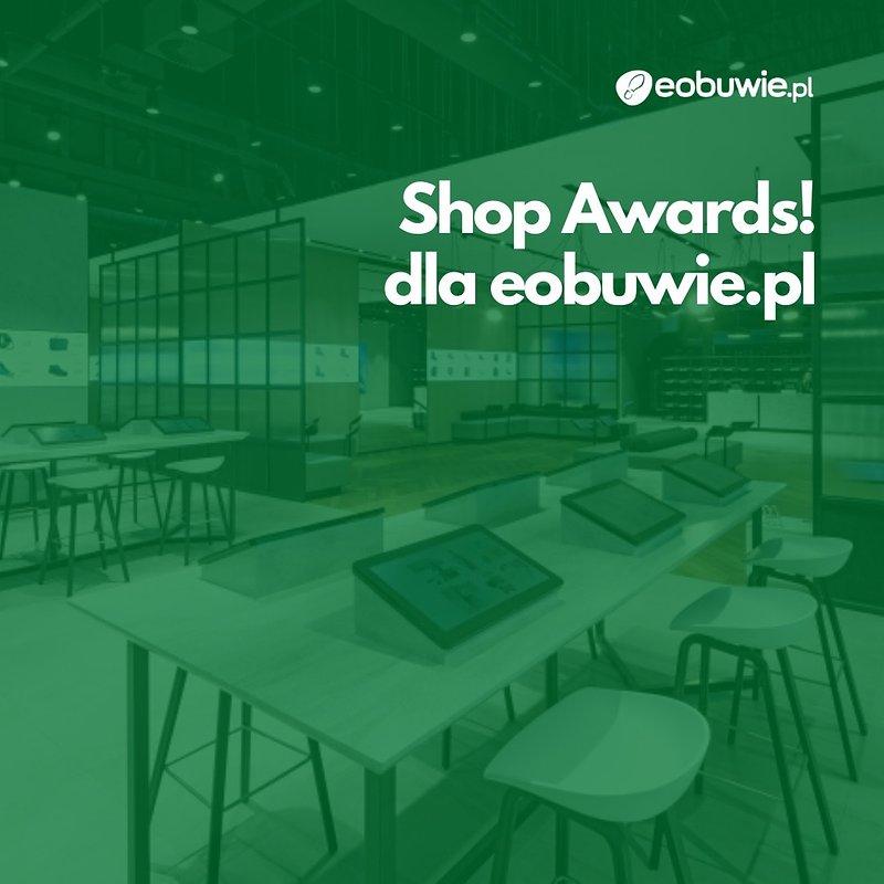 Shop Awards! dla eobuwie.pl