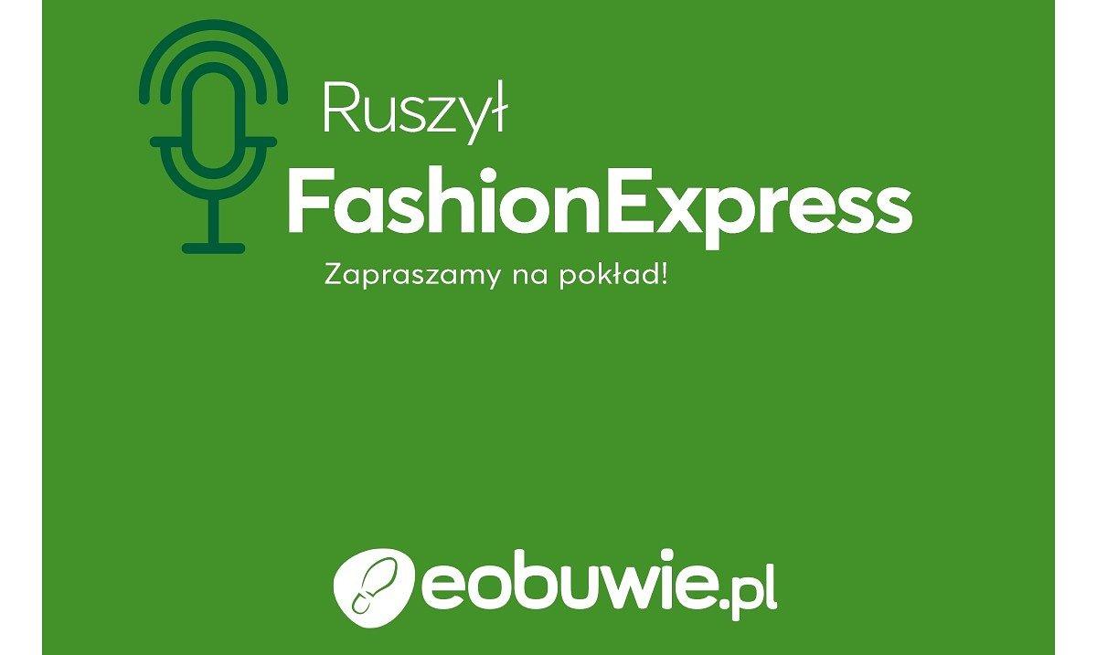 FshionExpress - podcast eobuwie.pl już dostępny