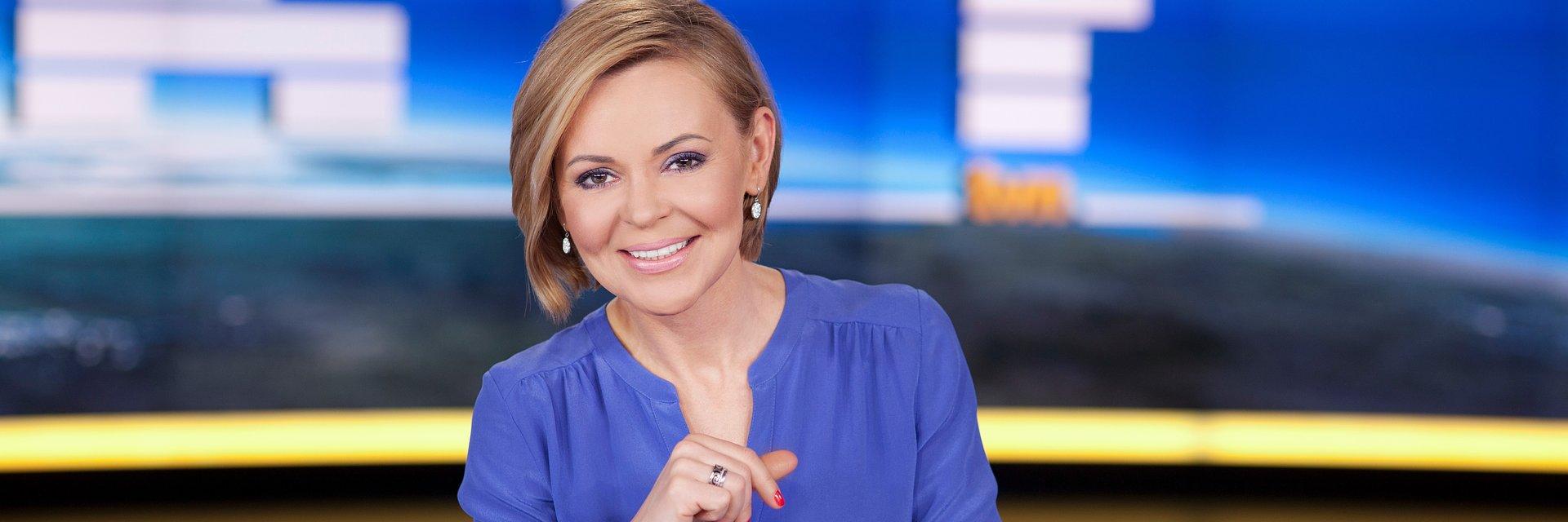 Justyna Pochanke odchodzi z Faktów TVN i TVN24