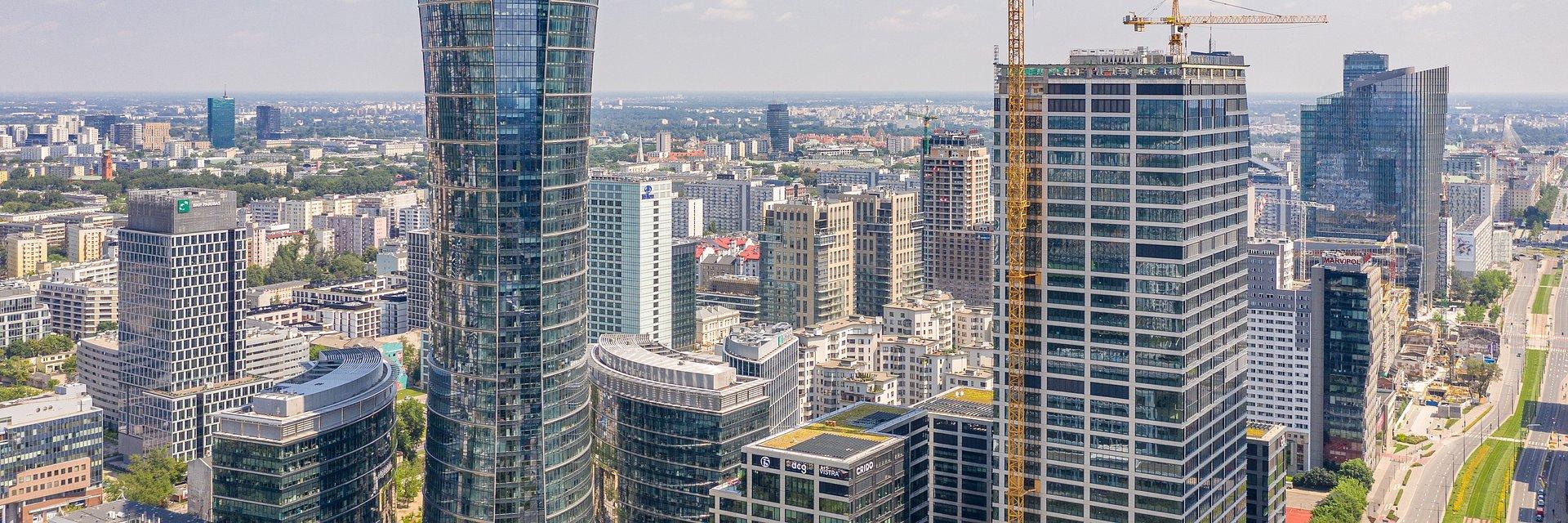 CBRE: PZU zmienia siedzibę w Warszawie