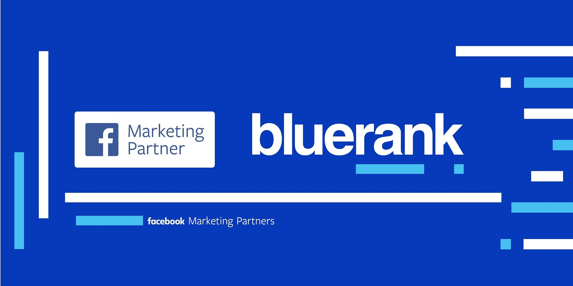 Bluerank w programie Facebook Marketing Partners for Agencies