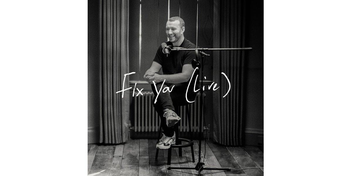 Sam Smith śpiewa Coldplay