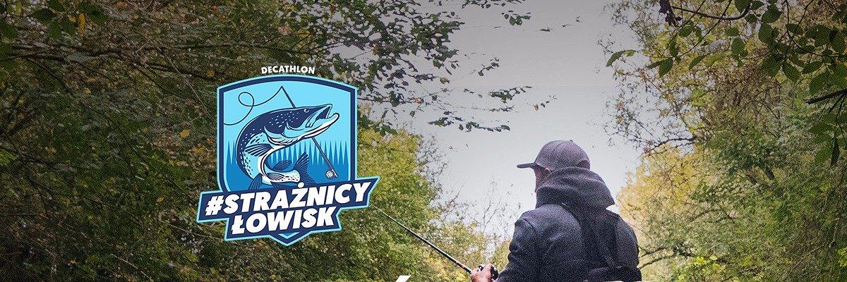 Decathlon współpracuje z wędkarzami w trosce o polskie łowiska