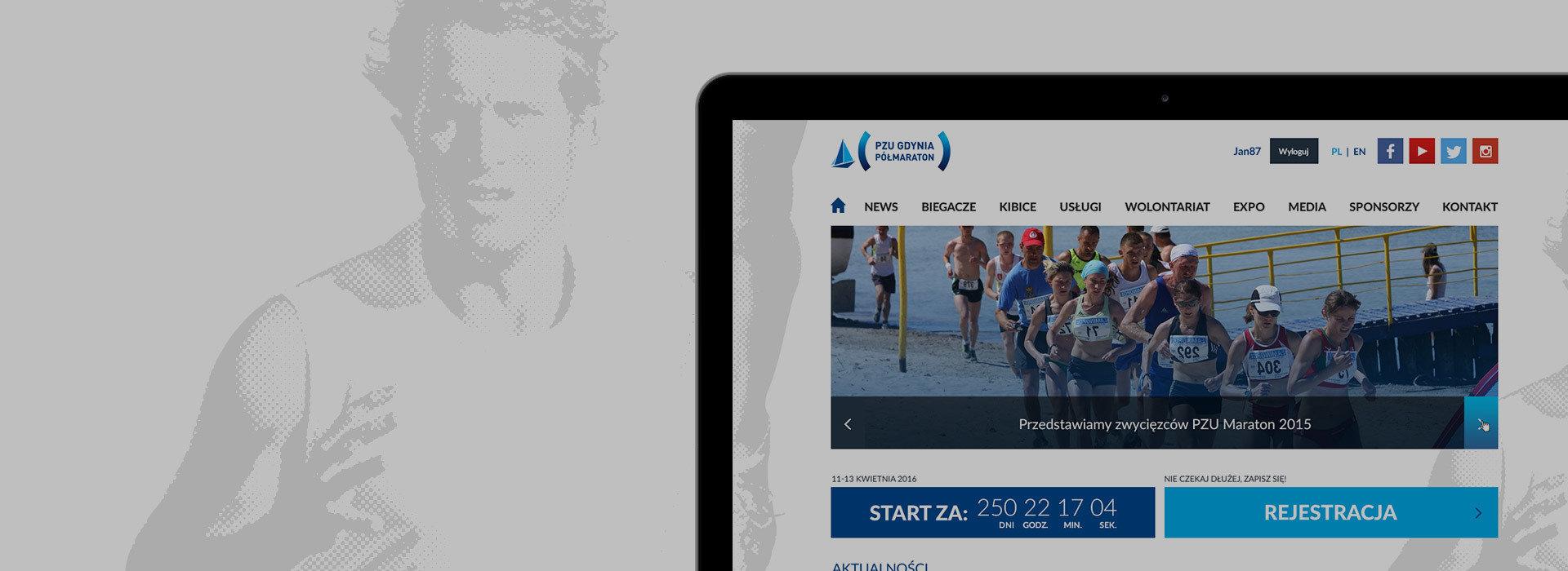Ponad 1000 rejestracji w 3 godziny! Serwis biegowy PZU Gdynia Półmaraton