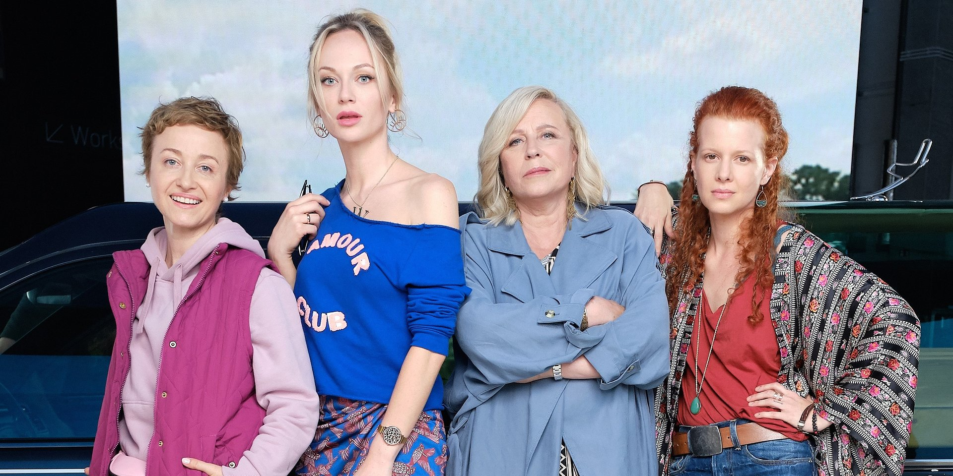 """Kobiety przejmują władzę! Wystartowały zdjęcia do nowego serialu komediowego TVN – """"Królestwo Kobiet""""!"""