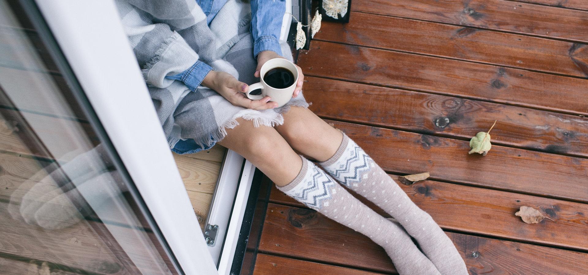 Bajkowy balkon - urządzamy wygodne miejsce do wypoczynku