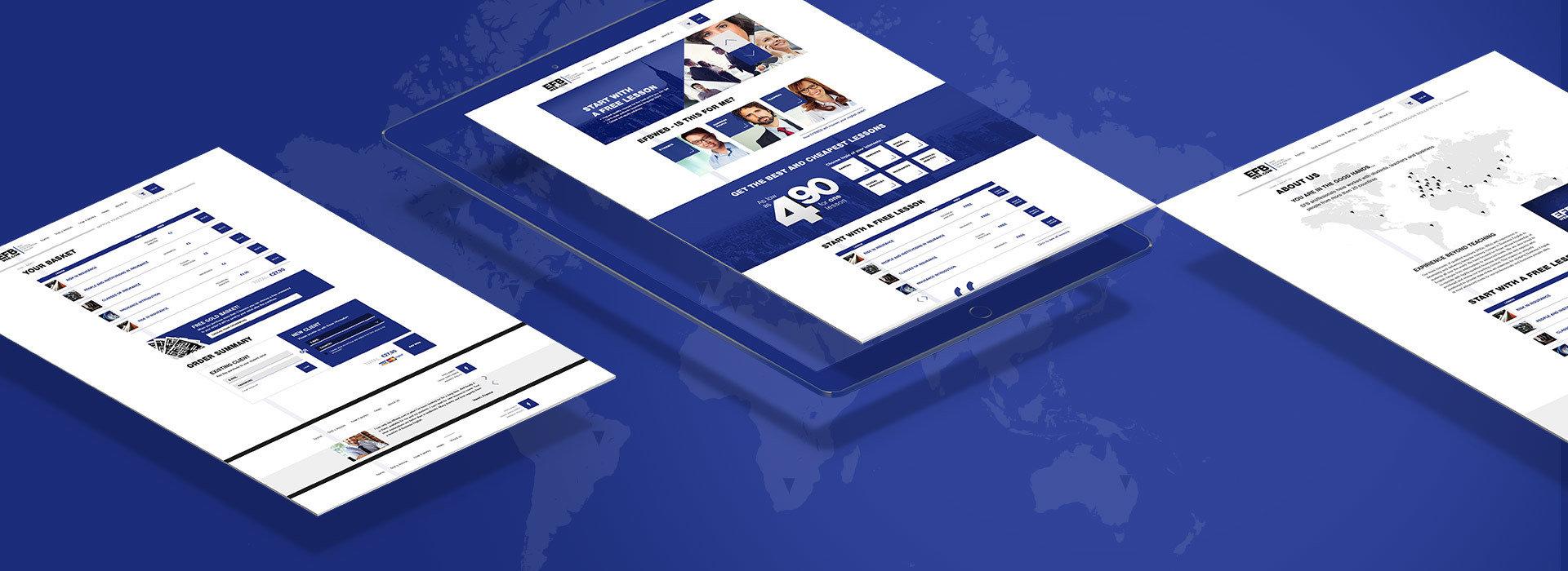 EFBWeb - praktyczne narzędzie do nauki Business English