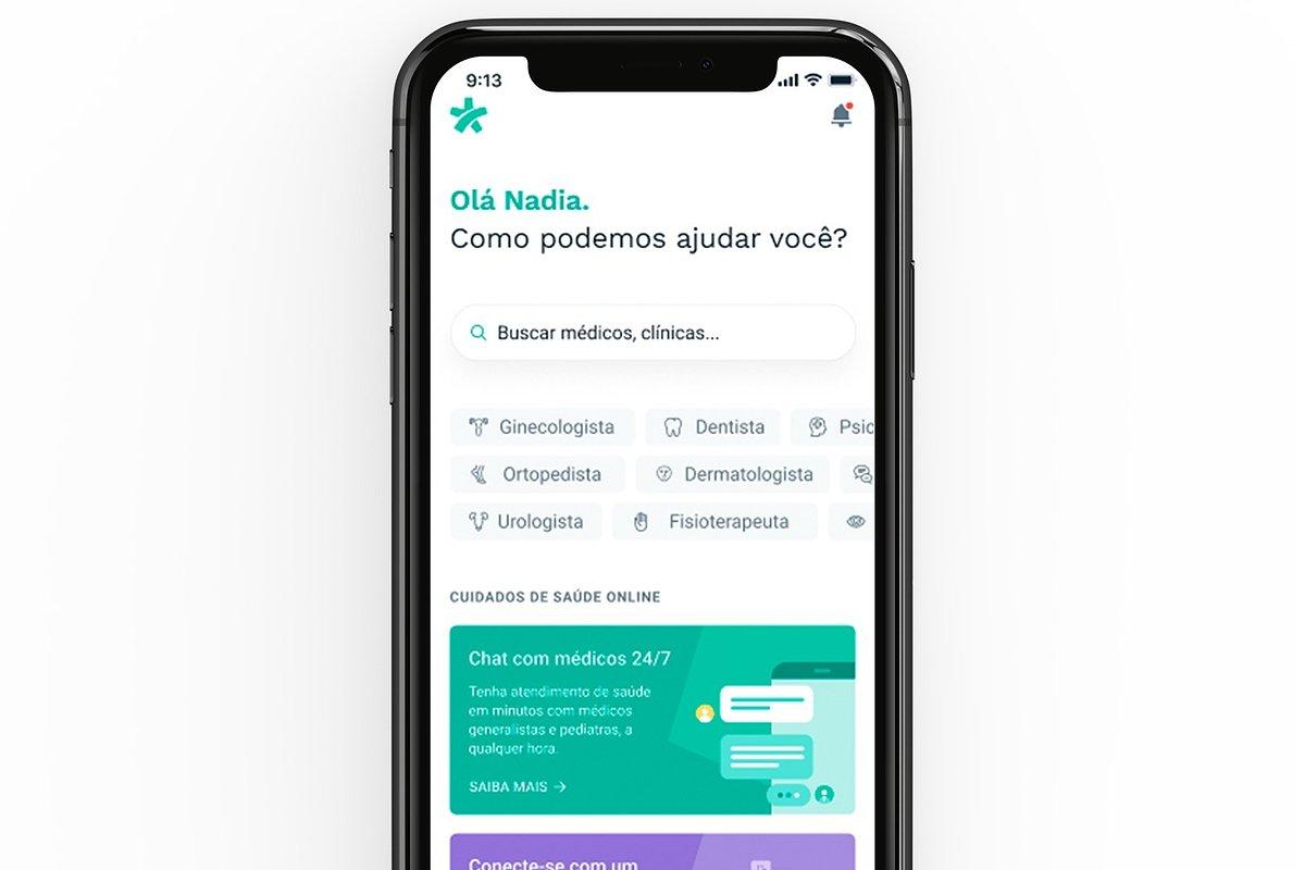 Doctoralia lança novo App para agendamento de consultas presenciais e online