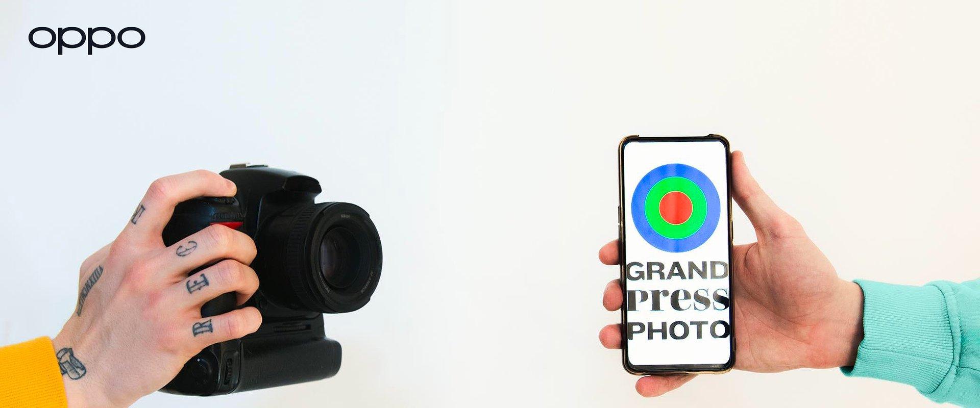 OPPO zaprasza na wystawę prac Grand Press Photo