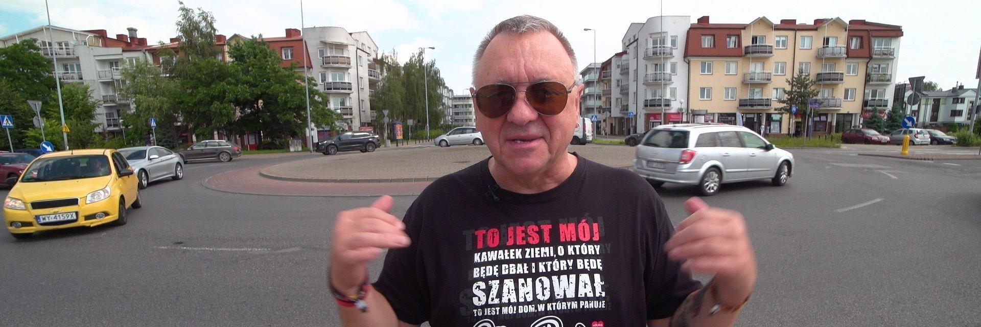 Ronda imienia Wielkiej Orkiestry Świątecznej Pomocy w Białej Podlaskiej i Warszawie