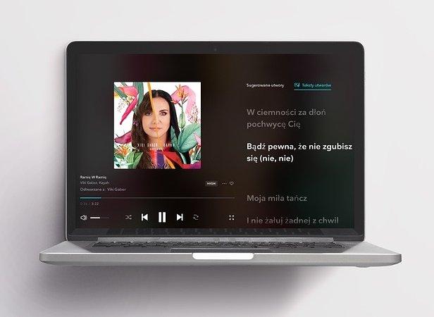 Teksty odtwarzanych piosenek teraz dostępne bezpośrednio w aplikacji TIDAL!