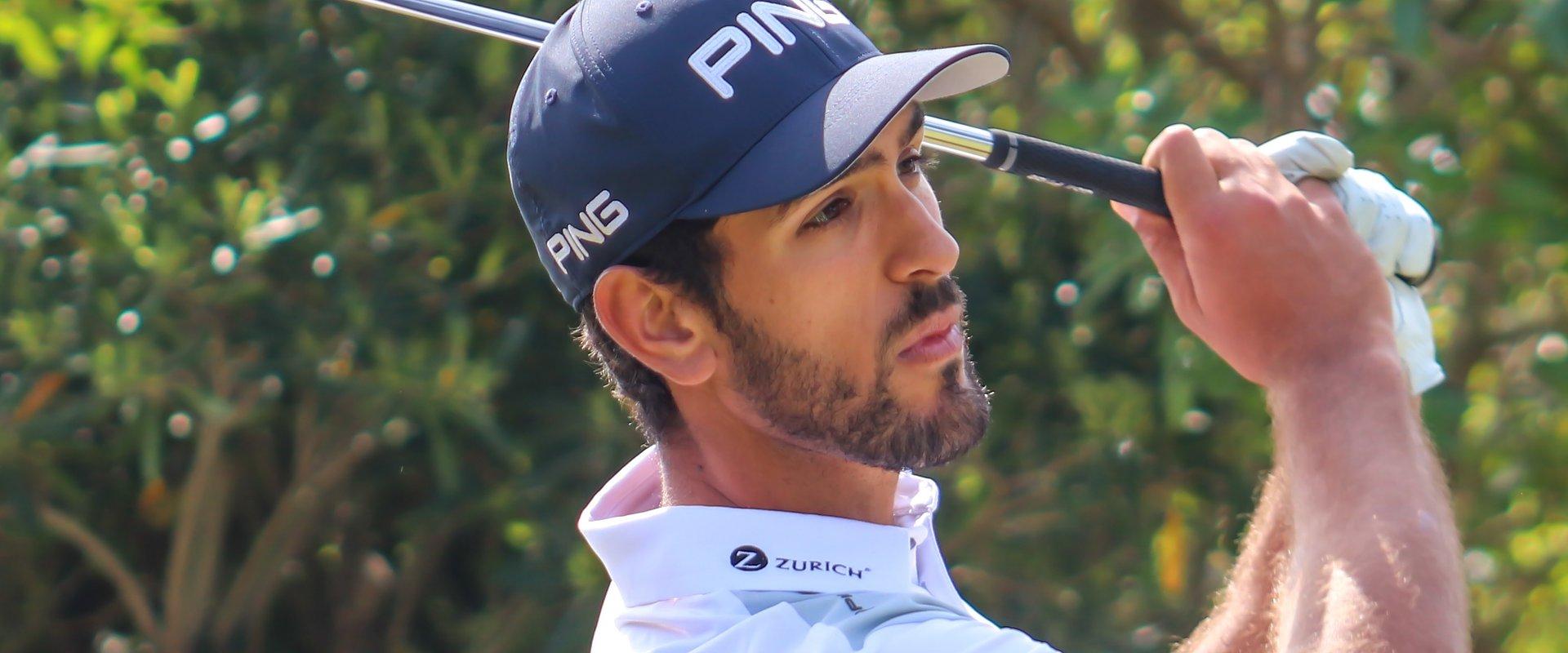 Zurich patrocina golfista Tomás Bessa