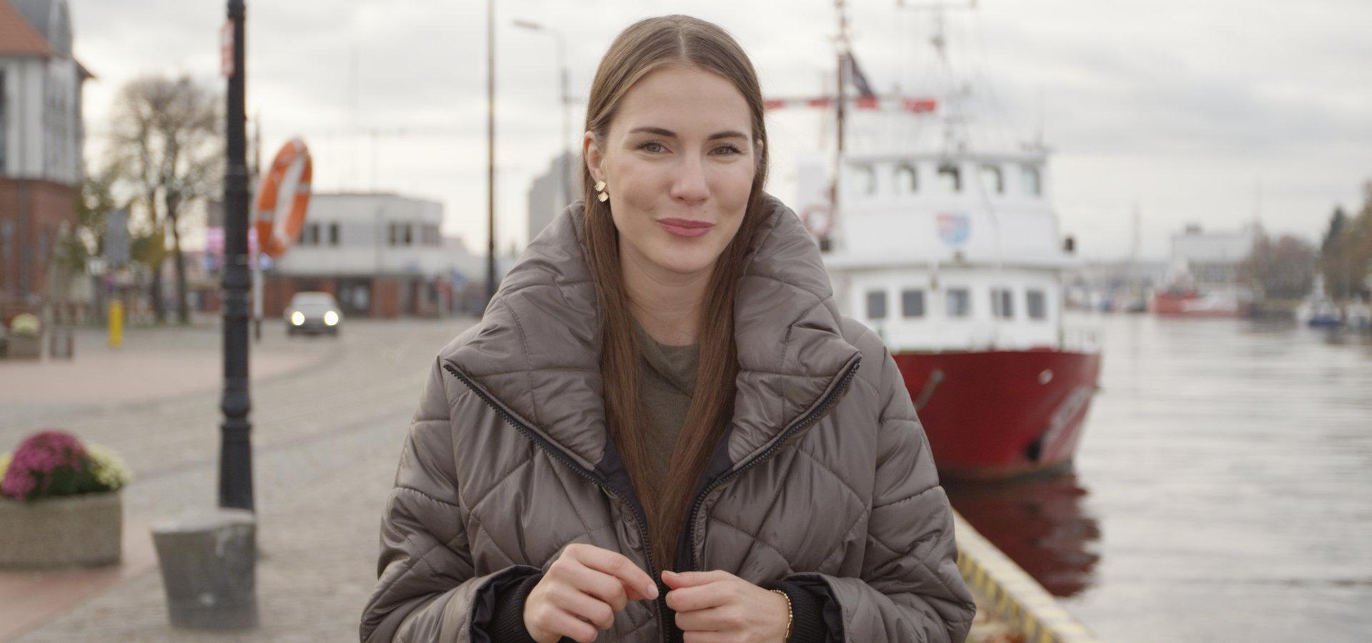 """Liza Taste w wizytą w Kołobrzegu. Premiera programu """"Taste of Travelling"""" 23 listopada na National Geographic"""