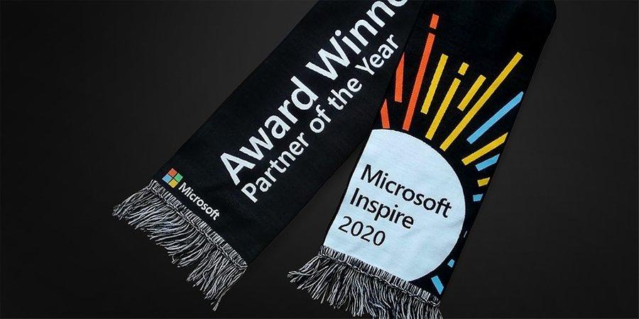Unipartner eleita Parceira do ano da Microsoft