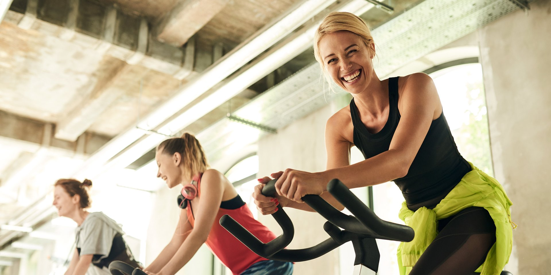 Study: gyms are not a place of increased epidemic risk