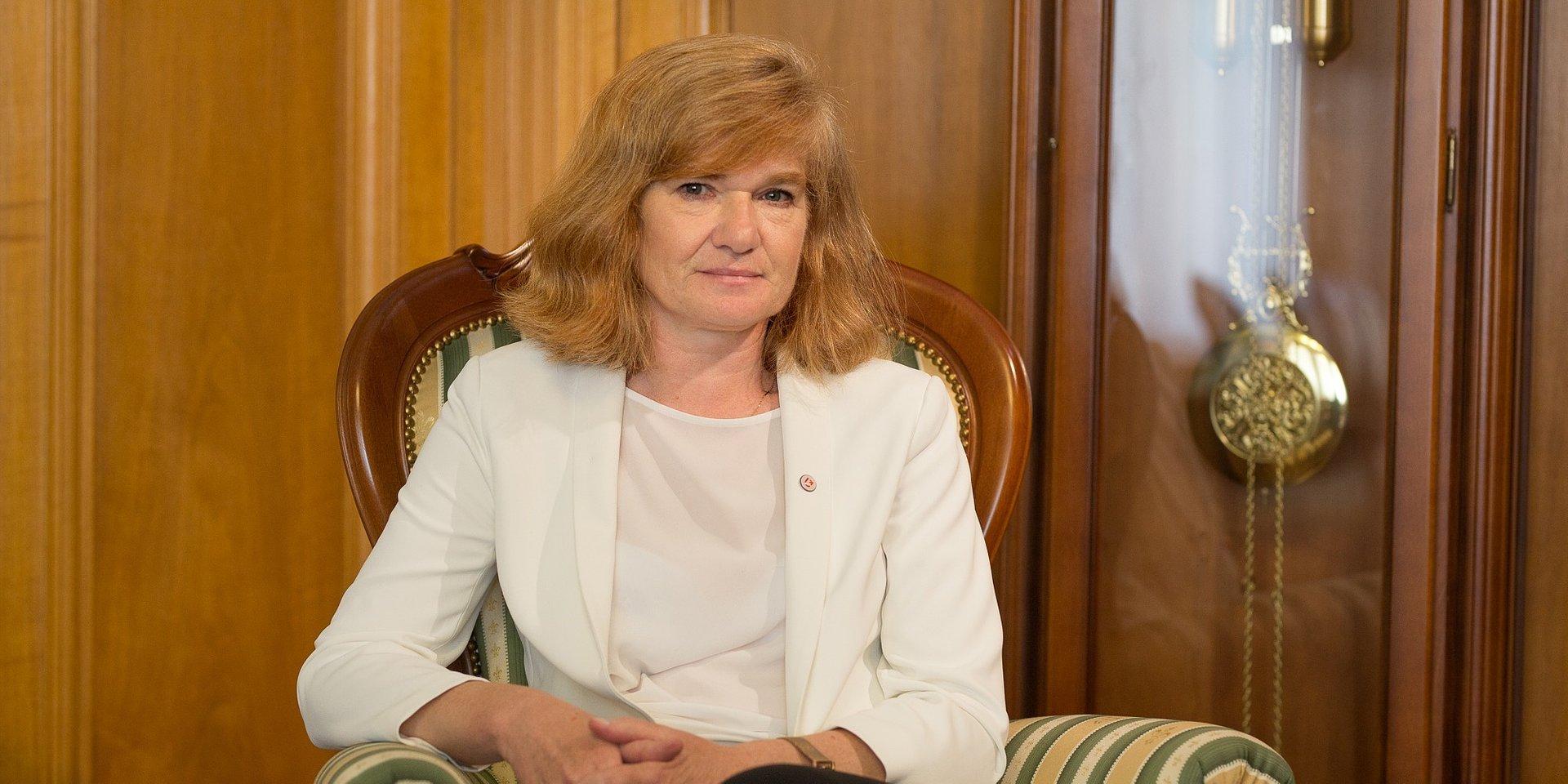 Prof. Elżbieta Żądzińska nowym Rektorem UŁ
